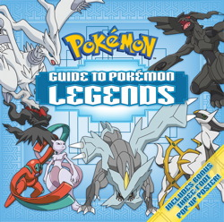 Guide to Pokemon Legends