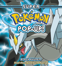 Super Pokemon Pop-Up: Black Kyurem