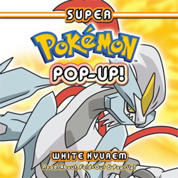 Super Pokemon Pop-Up: White Kyurem