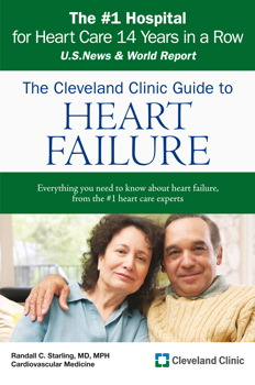The Cleveland Clinic Guide to Heart Failure