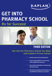 Get Into Pharmacy School