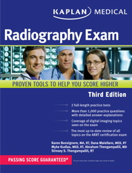 Kaplan Medical Radiography Exam