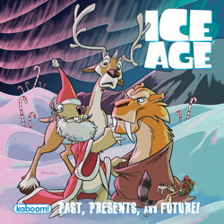 Ice Age: Past, Presents and Future