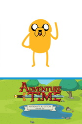 Adventure Time Vol. 2 Mathematical Ed.