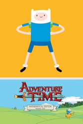 Adventure Time Vol. 1 Mathematical Ed.