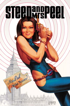 Steed and Mrs Peel Vol. 2: The Secret History of Space
