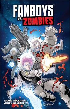 Fanboys vs. Zombies Vol. 4