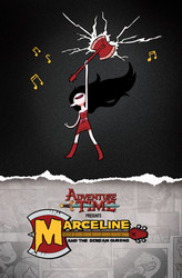 Adventure Time: Marceline and the Scream Queens Mathematical Edition