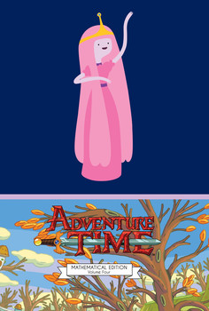 Adventure Time Vol. 4 Mathematical Edition