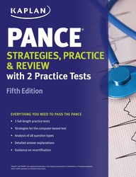 PANCE Strategies, Practice, and Review with 2 Practice Tests