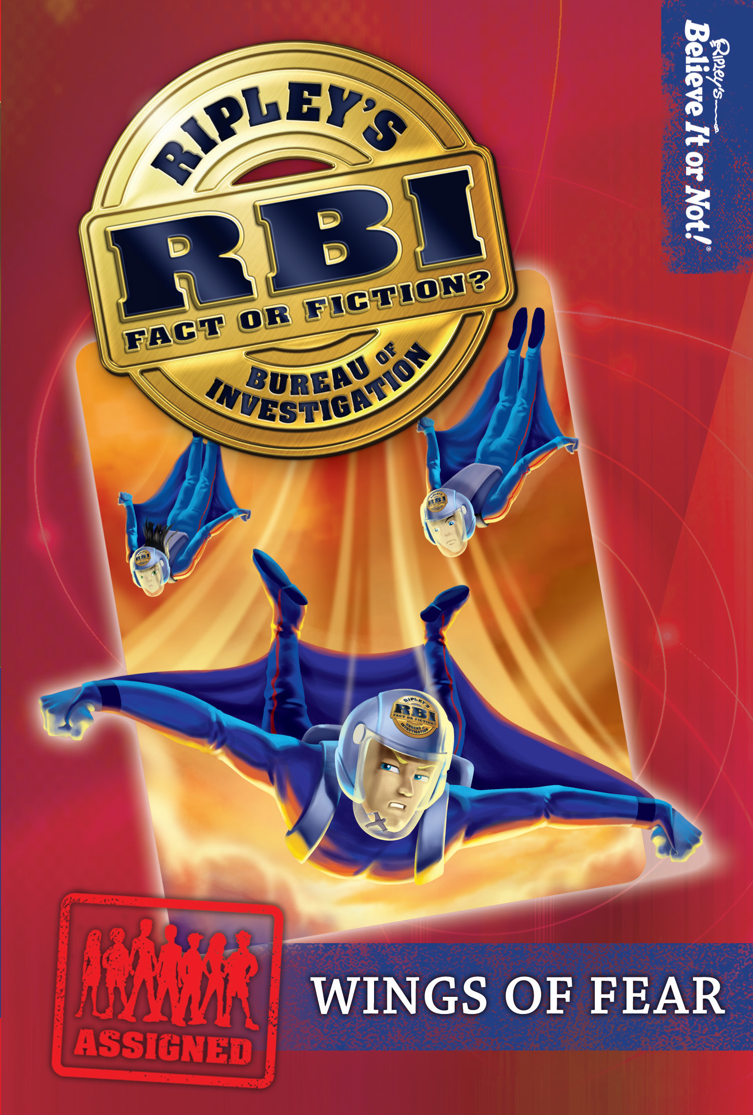 Ripleys believe it or not official publisher page simon book cover image jpg ripleys rbi 05 wings of fear fandeluxe Image collections