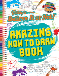 Ripley: Amazing How To Draw Book