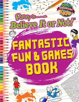 Ripley: Fantastic Fun & Games