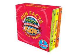 Ripley's Fun Facts & Silly Stories BOXED SET 3 BOOKS