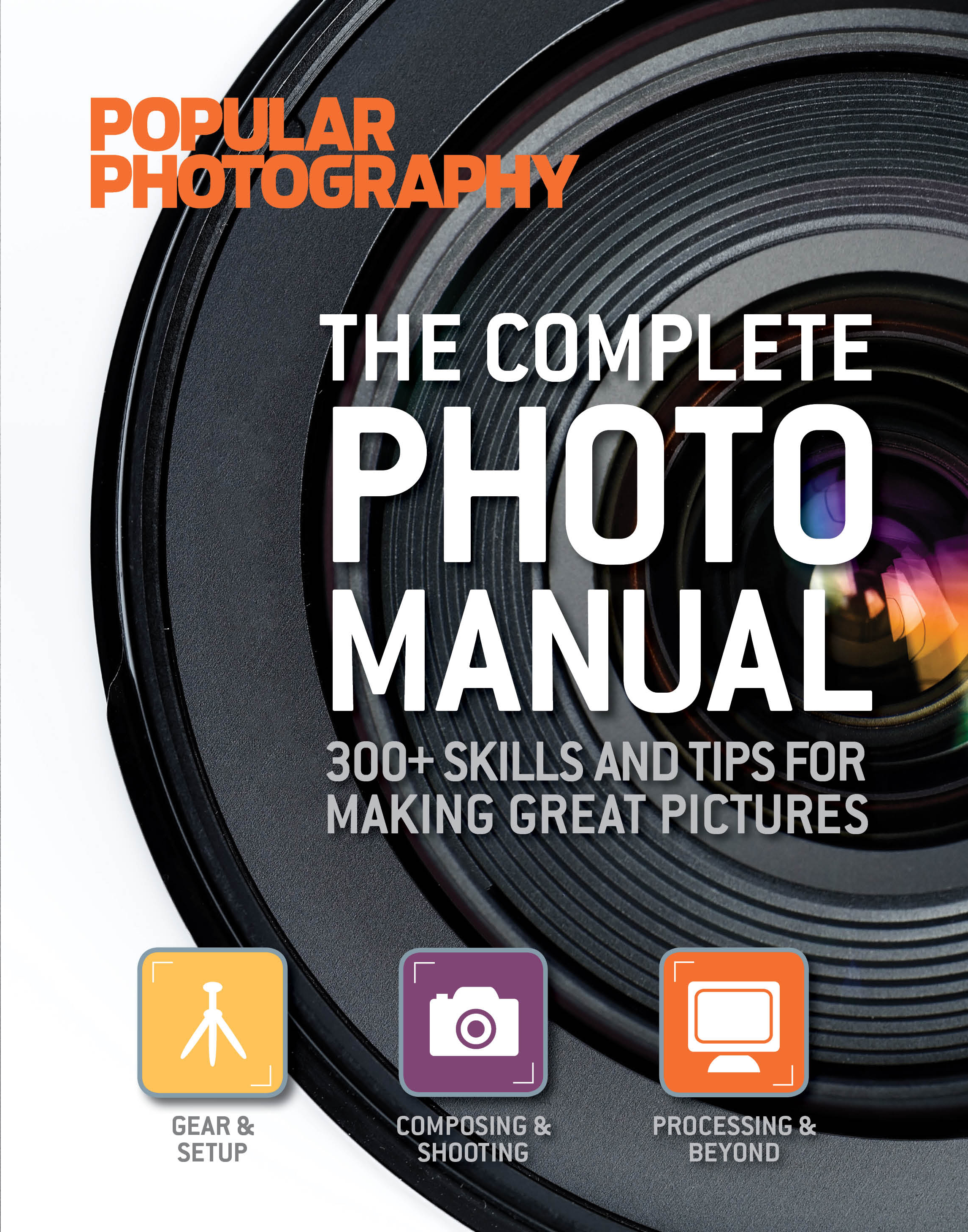 cvr9781616282950 9781616282950 hr the complete photo - Photography Cover Page