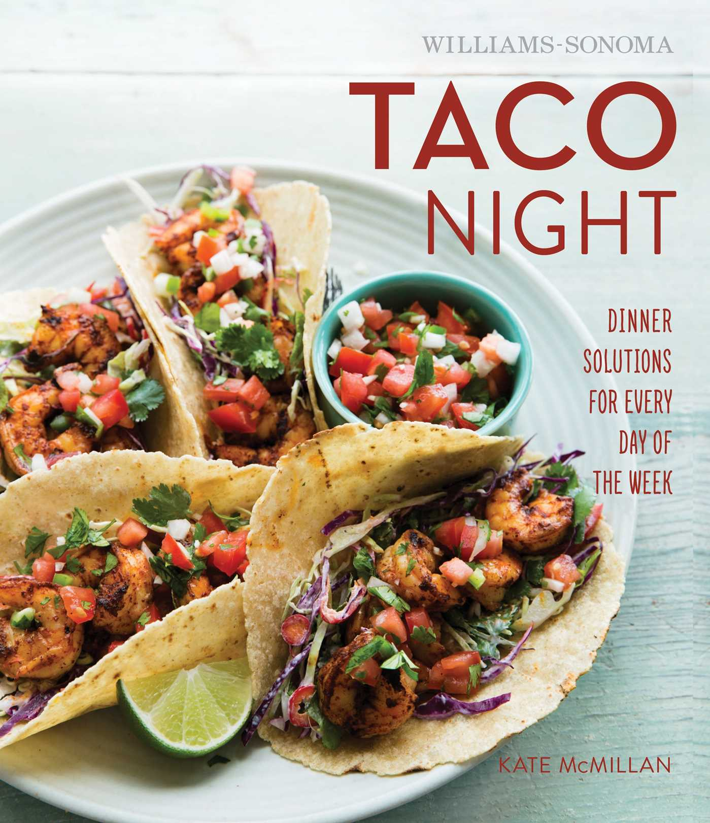 Taco night (williams sonoma) 9781616287337 hr