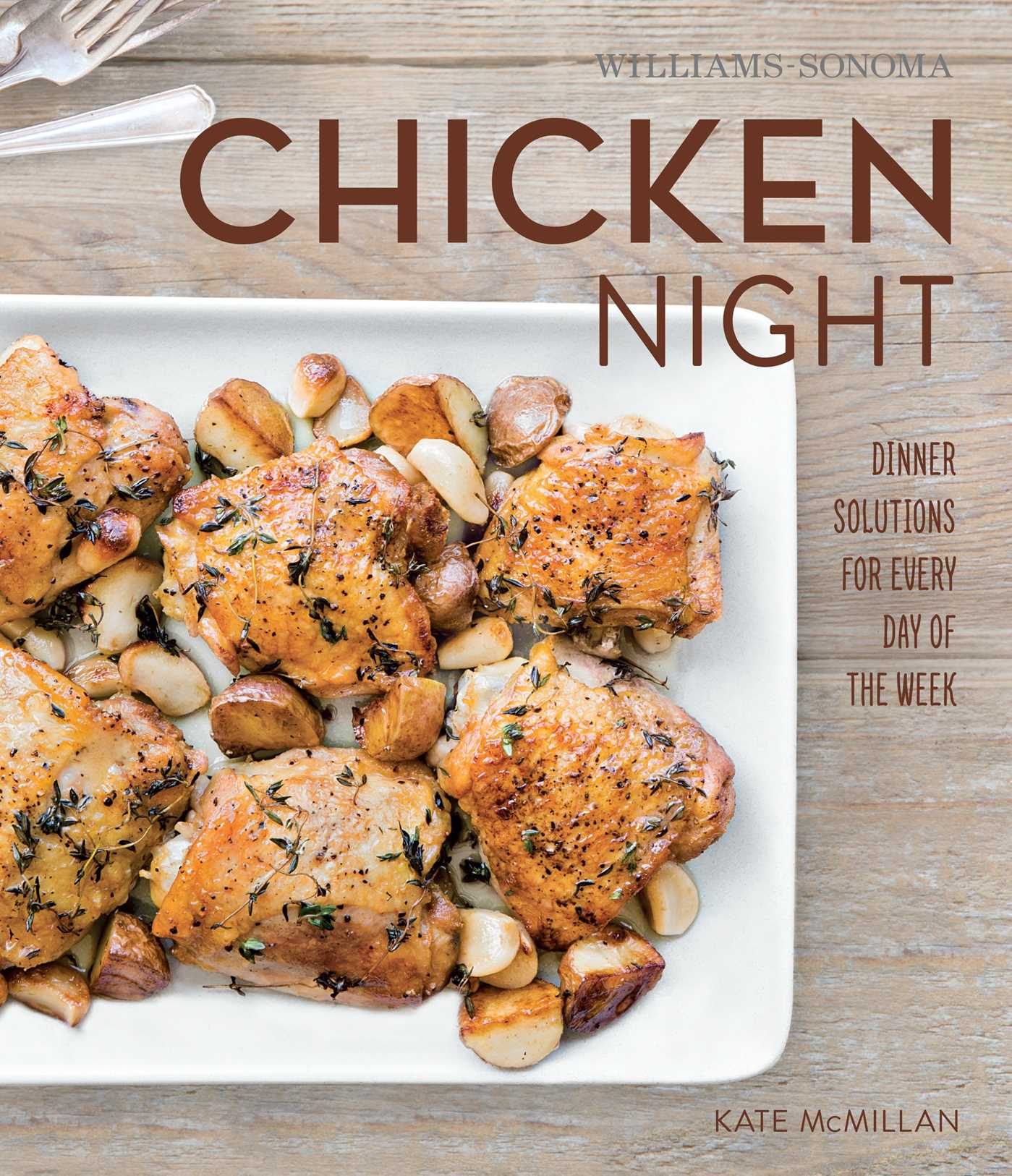 Chicken night (williams sonoma) 9781616287986 hr