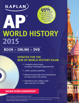 Kaplan AP World History 2015