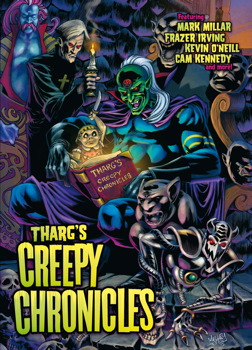 Tharg's Creepy Chronicles