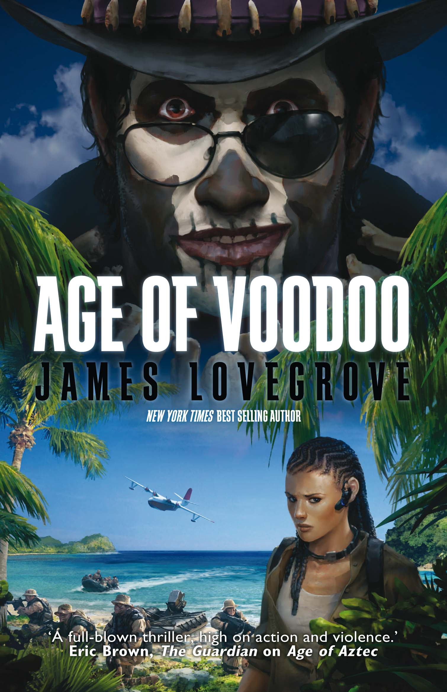 an analysis of the book age of voodoo At its heart, the age of innocence is the story of a troubled marriage the (un)happy groom is newland archer , initially blissfully engaged to wed may welland , pampered daughter of one of.
