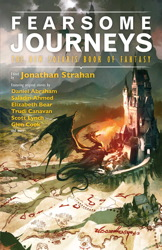 Cover art for Fearsome Journeys