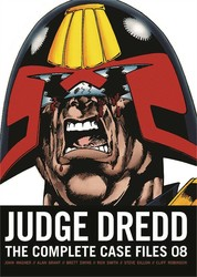 Judge Dredd: The Complete Case Files 08