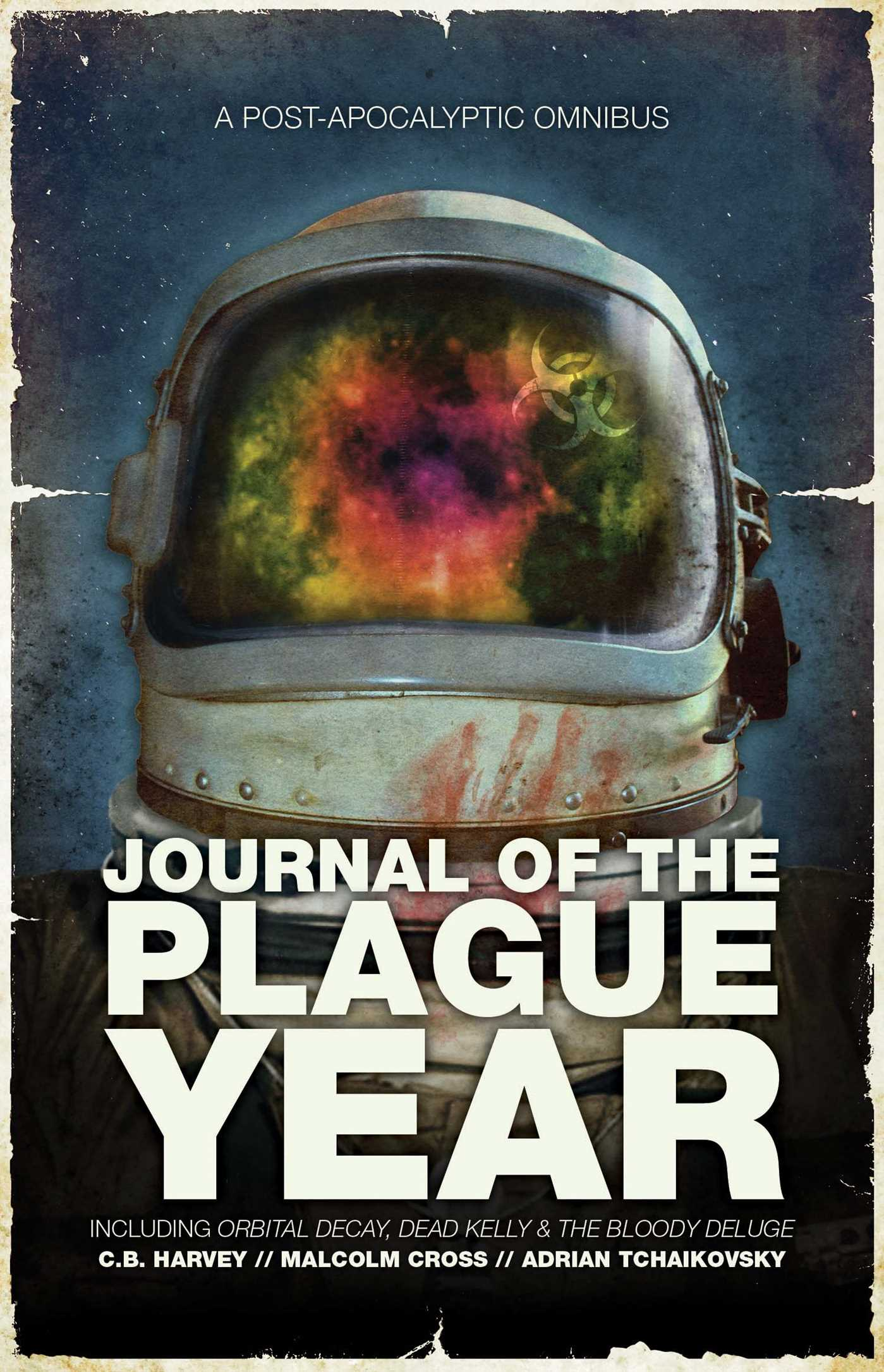 Journal of the plague year 9781781082461 hr