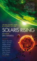 The Solaris Book of New Science Fiction, Vol. 1