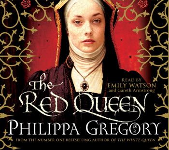 The Red Queen AUDIO CD