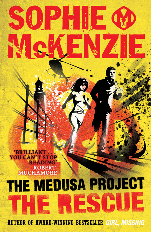 The medusa project the rescue book by sophie mckenzie official cvr9781847385277 9781847385277 hr fandeluxe Choice Image
