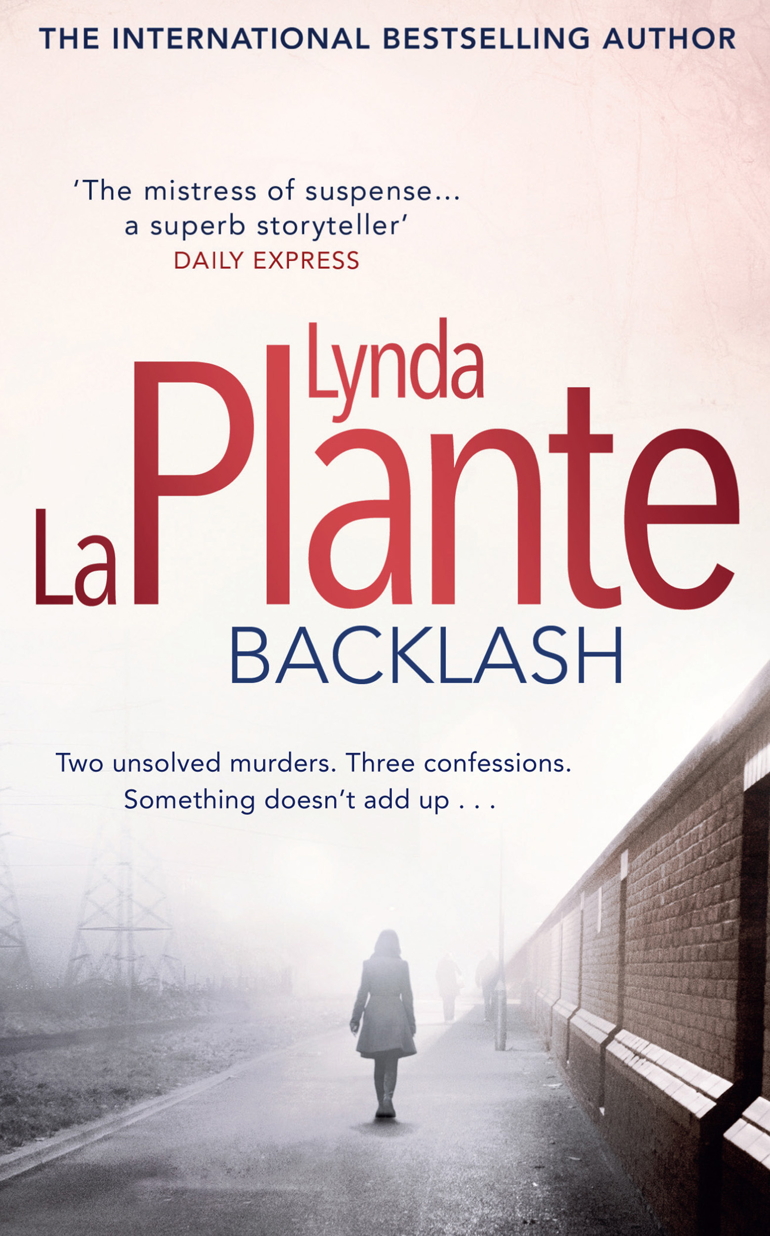 Backlash book by lynda la plante official publisher page book cover image jpg backlash fandeluxe Epub