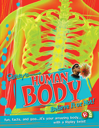 Ripley Twists: Human Body PORTRAIT EDN