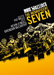 ABC Warriors: Meknificent Seven