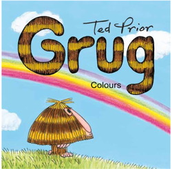 Grug Colours Buggy Book