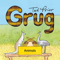 Grug Animals Buggy Book