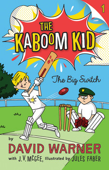 Big Switch: Kaboom Kid #1