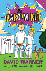 Playing Up: Kaboom Kid #2
