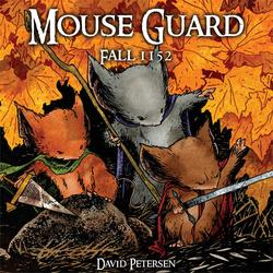 Mouse Guard Volume 1: Fall 1152