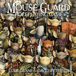 Mouse Guard Roleplaying Game