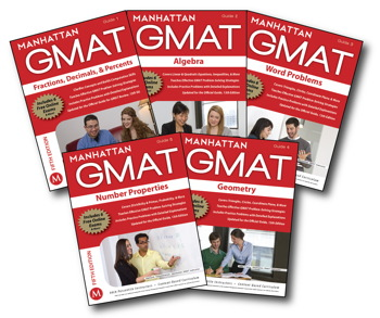 Manhattan Gmat 5th Edition