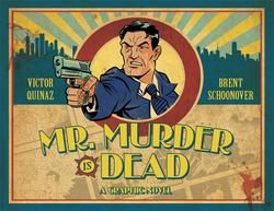 Mr. Murder Is Dead HC