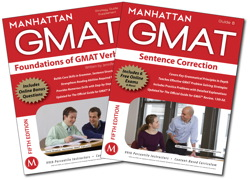 Manhattan GMAT Verbal Essentials, 5th Edition