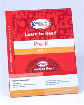 Learn to Read Pre-K Level 2 MM