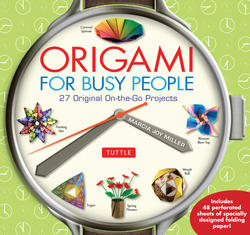 Origami for Busy People