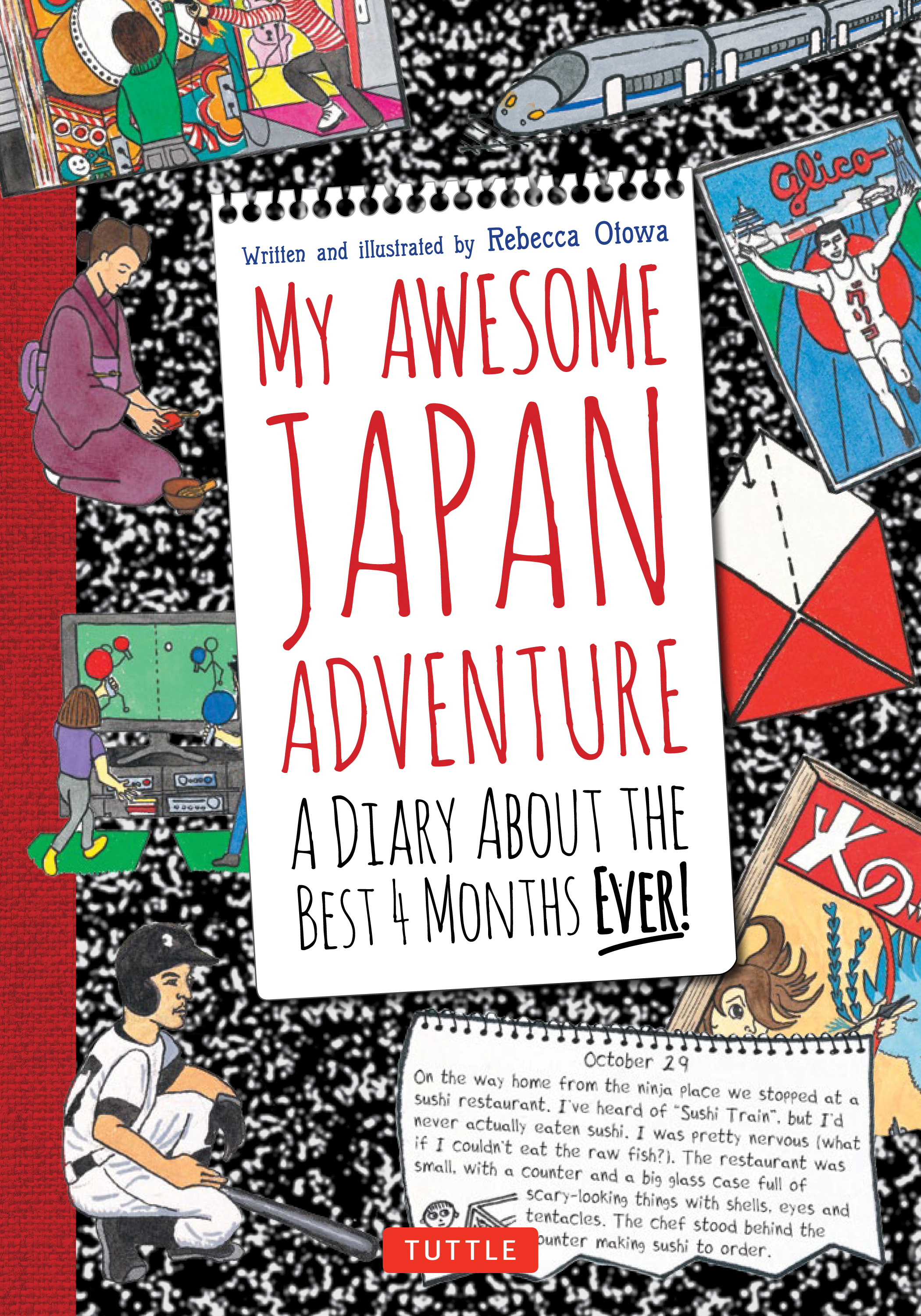 My Awesome Japan Adventure | Book by Rebecca Otowa | Official ...