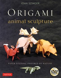 Origami Animal Sculpture