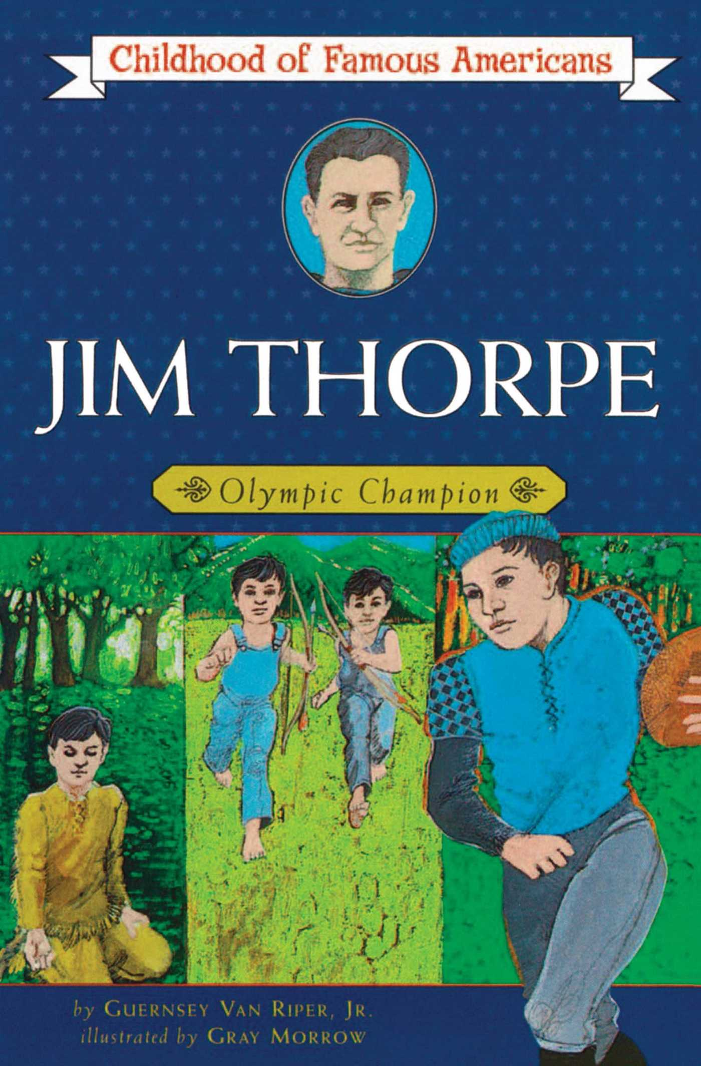 Jim thorpe 9780020421405 hr