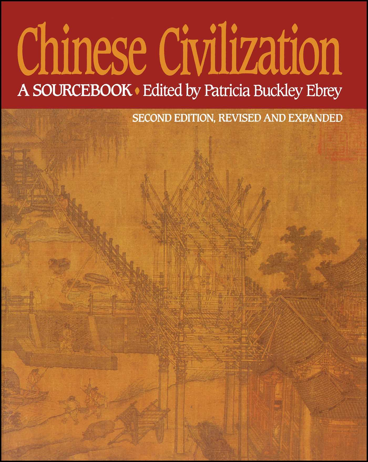 Chinese civilization 9780029087527 hr