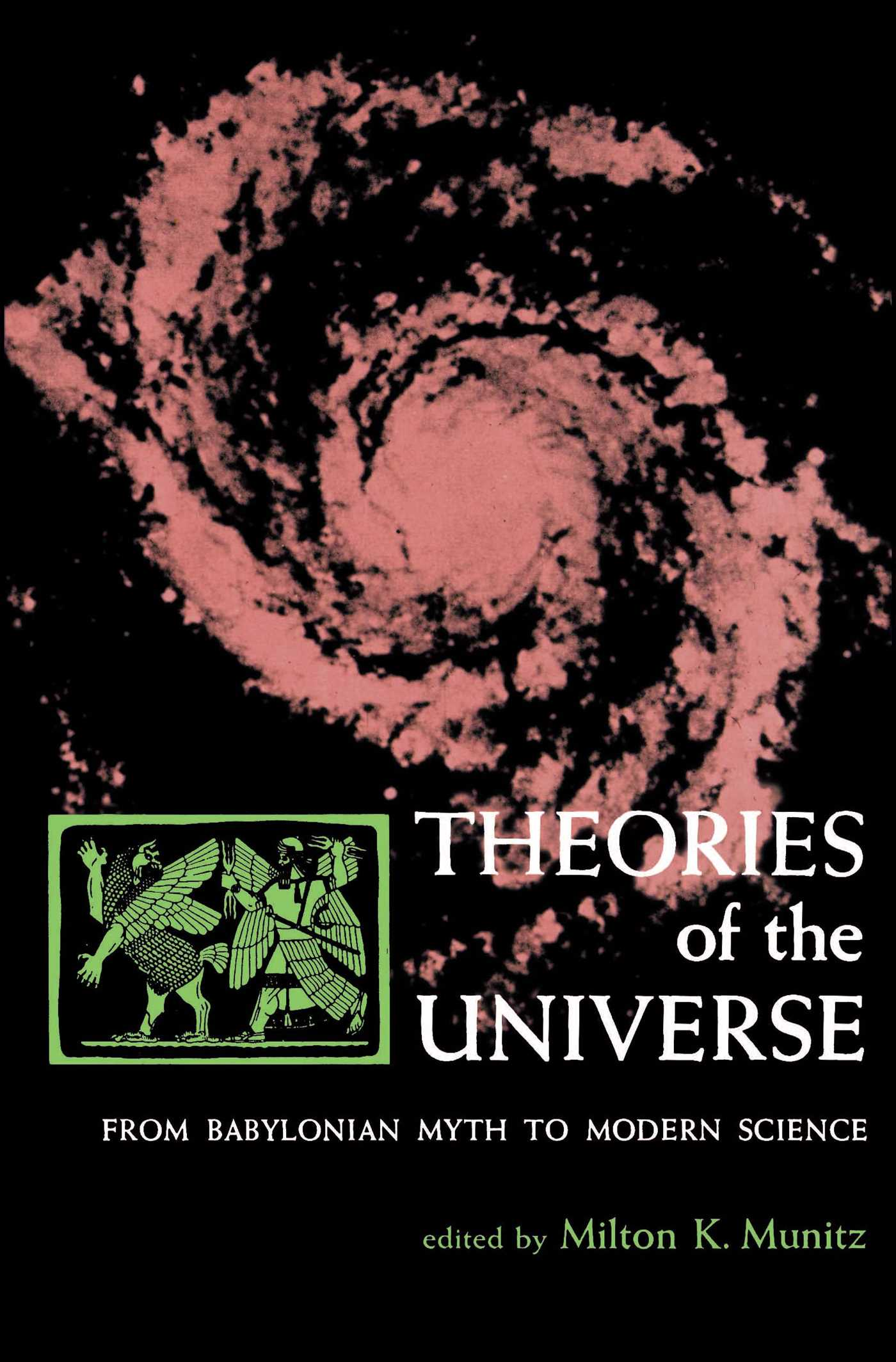 Theories of the universe 9780029222706 hr