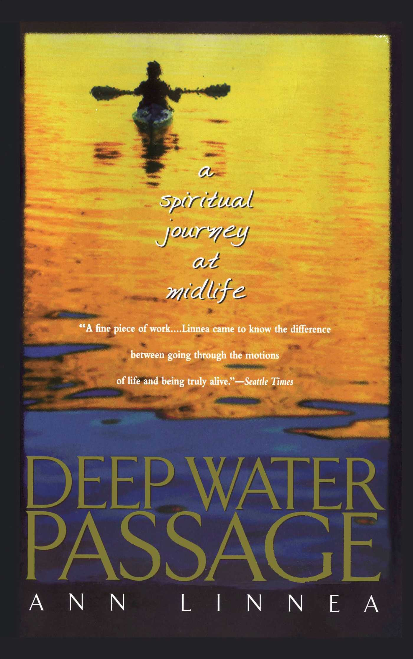 Deep water passage 9780671002824 hr